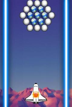 Space Bubble Shooter screenshot 1