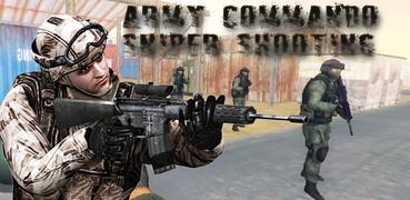 Frontline Army commando - Futuristic War Shooting
