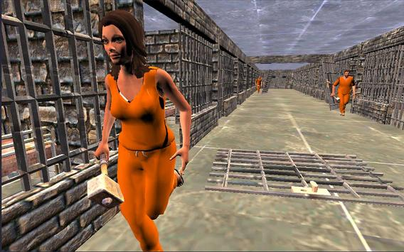 Prison Breakout Jail Run Game poster