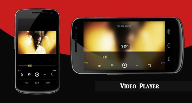 Default Video Player apk screenshot