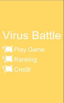 Virus Battle poster