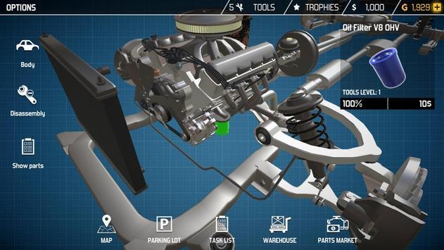 Car Mechanic Simulator 18 screenshot 7