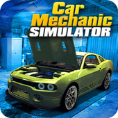 Car Mechanic Simulator icon
