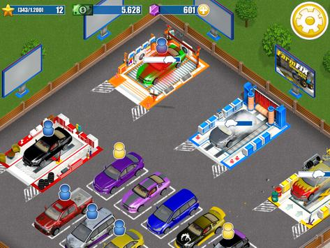 Car Mechanic Manager apk screenshot
