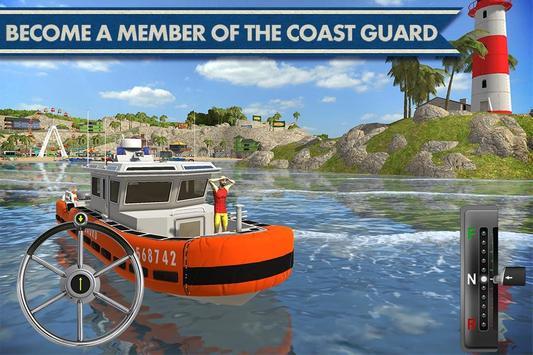 Coast Guard: Beach Rescue Team poster