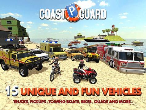 Coast Guard: Beach Rescue Team screenshot 14