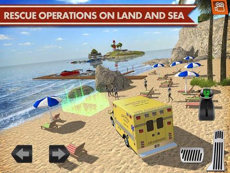 Coast Guard: Beach Rescue Team screenshot 11