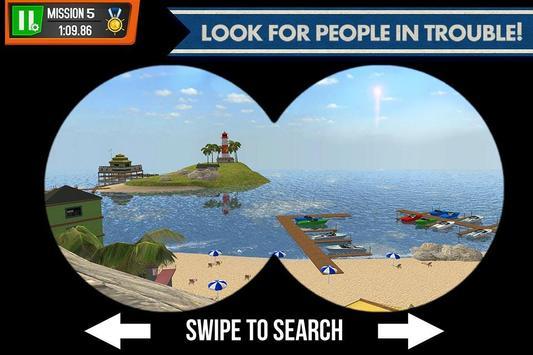 Coast Guard: Beach Rescue Team screenshot 2