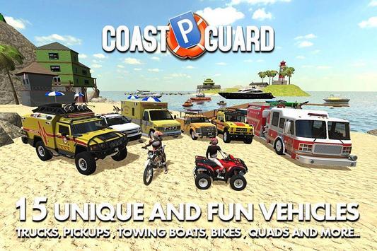 Coast Guard: Beach Rescue Team screenshot 4