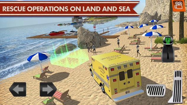 Coast Guard: Beach Rescue Team screenshot 6