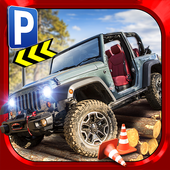 Extreme Hill Climb Parking Sim icon