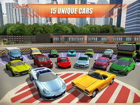 Multi Level 4 Parking screenshot 9