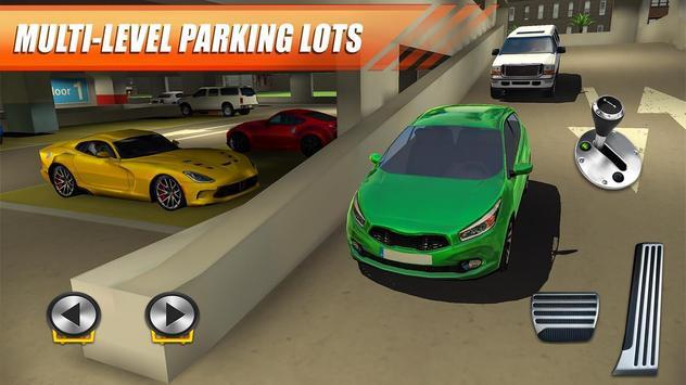 Multi Level 4 Parking screenshot 12