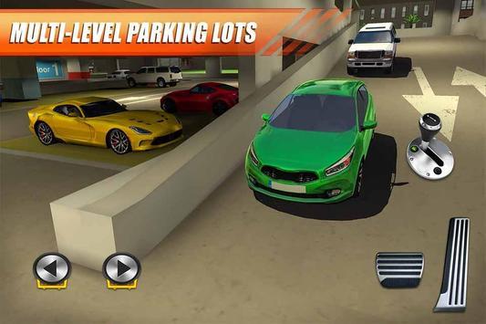Multi Level 4 Parking screenshot 2