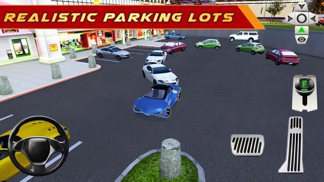 Shopping Mall Car Driving 2 screenshot 12