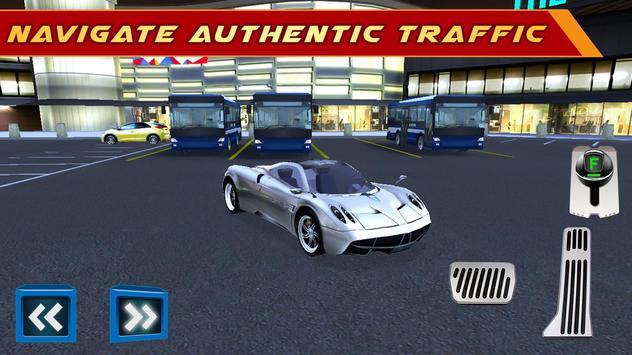 Shopping Mall Car Driving 2 screenshot 13