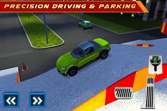 Shopping Mall Car Driving 2 screenshot 1