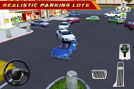 Shopping Mall Car Driving 2 screenshot 2