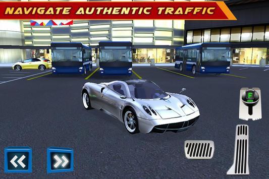 Shopping Mall Car Driving 2 screenshot 3