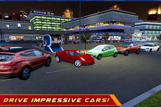 Shopping Mall Car Driving 2 screenshot 4