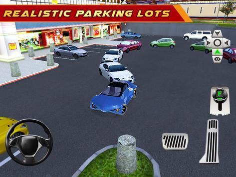 Shopping Mall Car Driving 2 screenshot 7