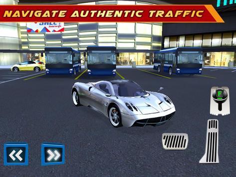 Shopping Mall Car Driving 2 screenshot 8