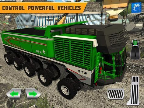 Quarry Driver 3: Giant Trucks screenshot 14
