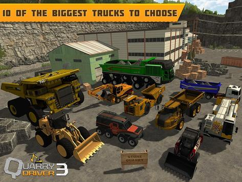 Quarry Driver 3: Giant Trucks screenshot 10