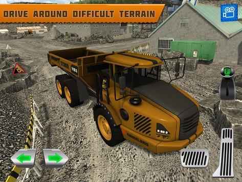 Quarry Driver 3: Giant Trucks screenshot 13