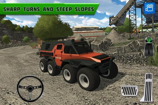Quarry Driver 3: Giant Trucks screenshot 1