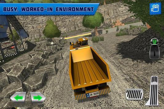 Quarry Driver 3: Giant Trucks screenshot 2