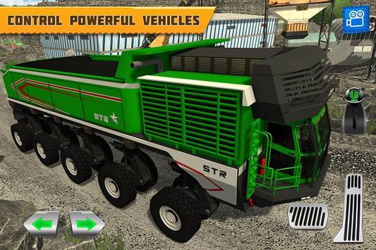 Quarry Driver 3: Giant Trucks screenshot 4
