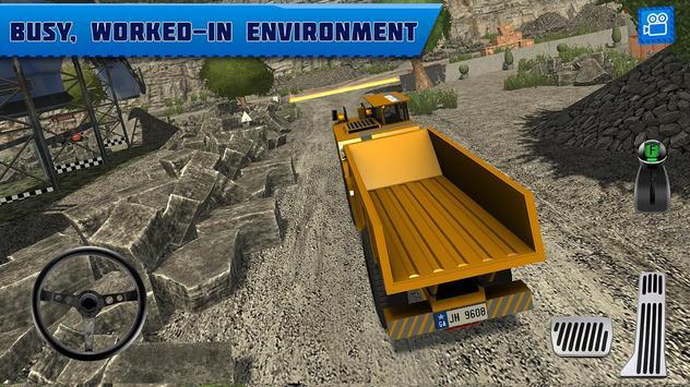 Quarry Driver 3: Giant Trucks screenshot 7