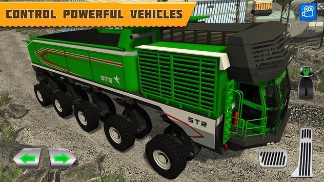 Quarry Driver 3: Giant Trucks screenshot 9