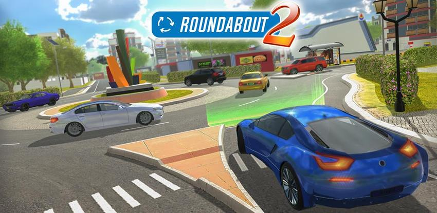 Roundabout 2: A Real City Driving Parking Sim APK