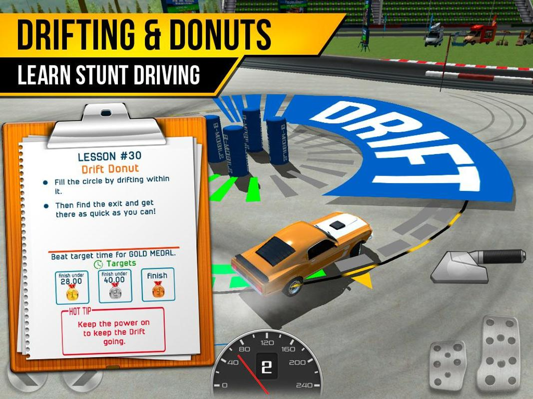 driving school test car racing apk baixar gr tis corridas jogo para android. Black Bedroom Furniture Sets. Home Design Ideas