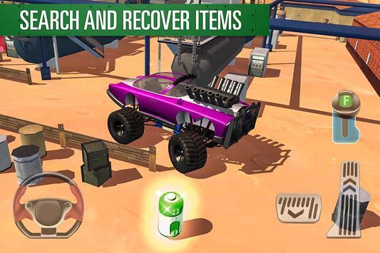 Parker's Driving Challenge screenshot 3