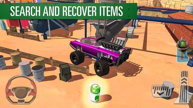 Parker's Driving Challenge screenshot 13
