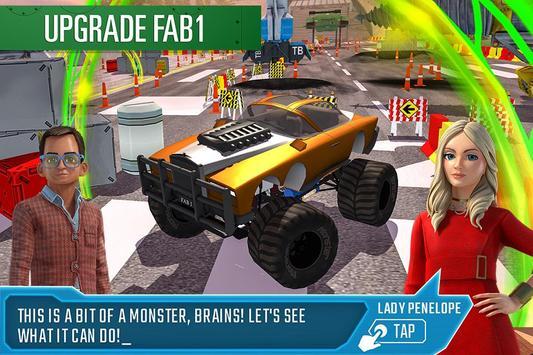 Parker's Driving Challenge screenshot 1