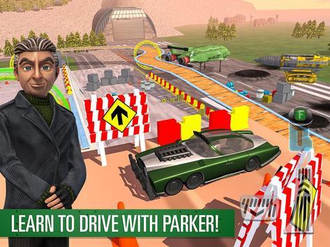 Parker's Driving Challenge screenshot 5