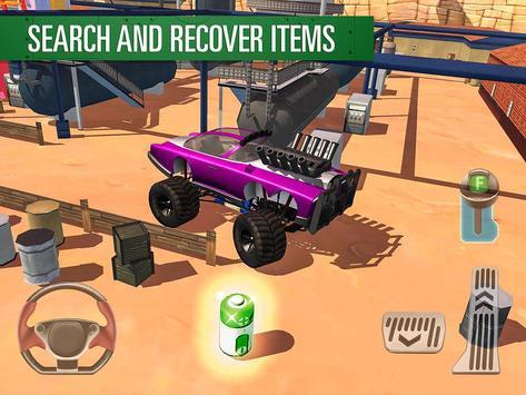 Parker's Driving Challenge screenshot 8