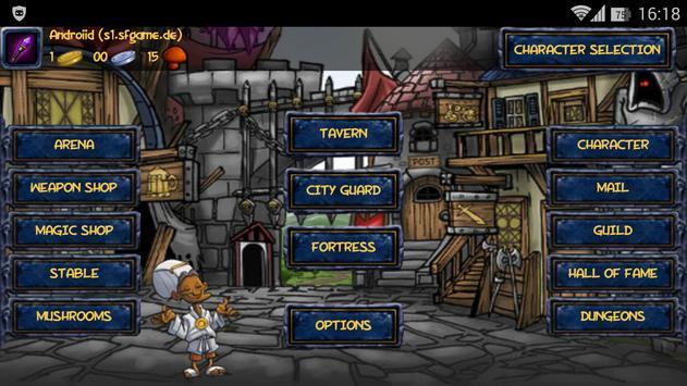 Shakes and Fidget Classic screenshot 2