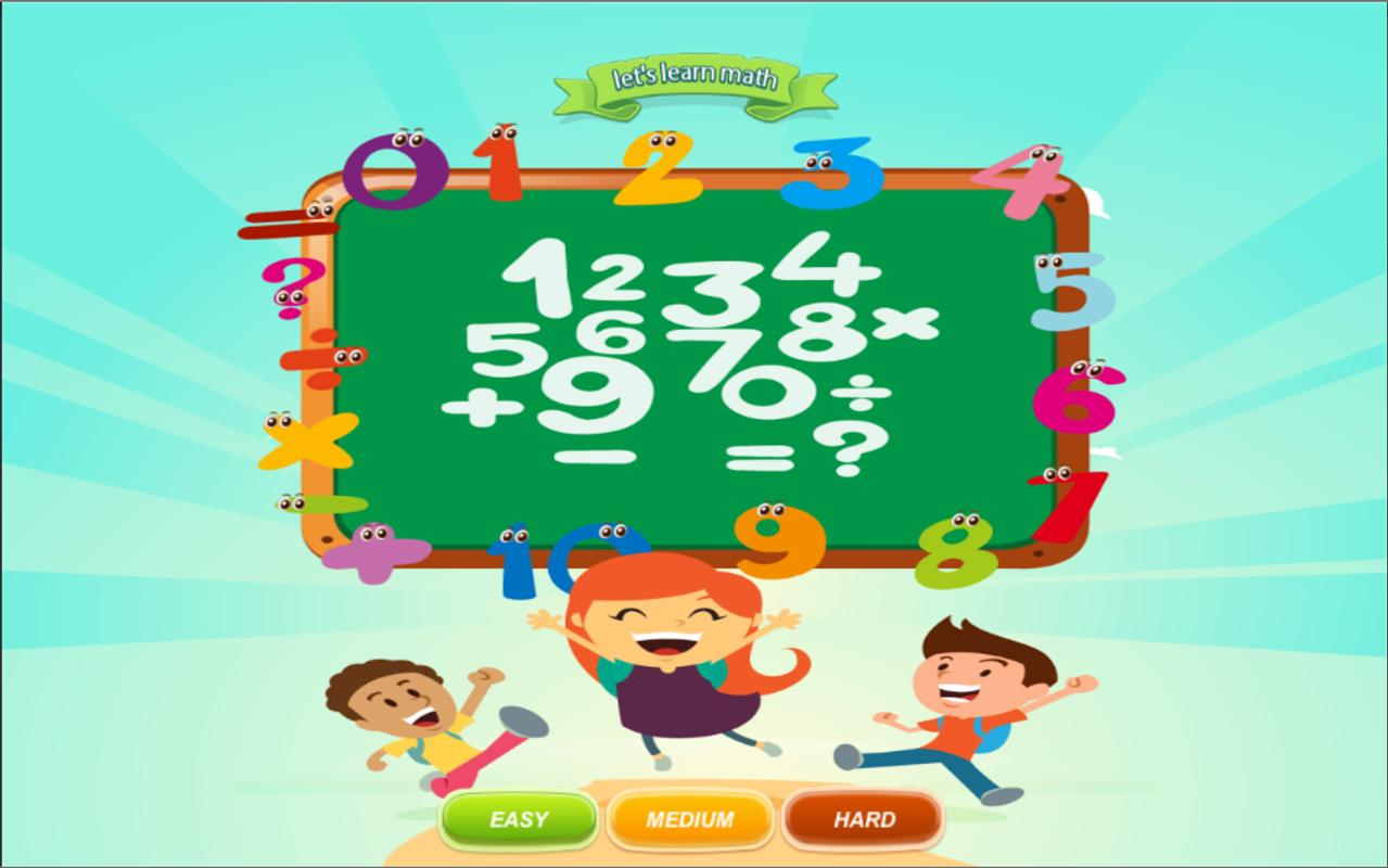 Math Games for Kids - let\'s learn math APK Download - Free ...