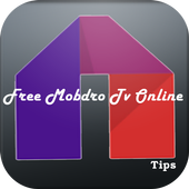 Pro Mobdro Online Tv Guide icon