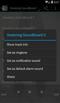 Sneeze Sounds apk screenshot