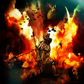 War ringtones fx icon