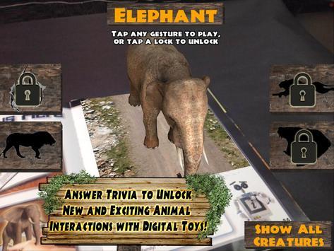 PlayAR Safari 4D poster