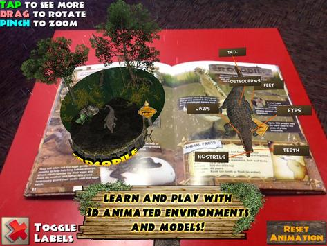 PlayAR Safari 4D apk screenshot