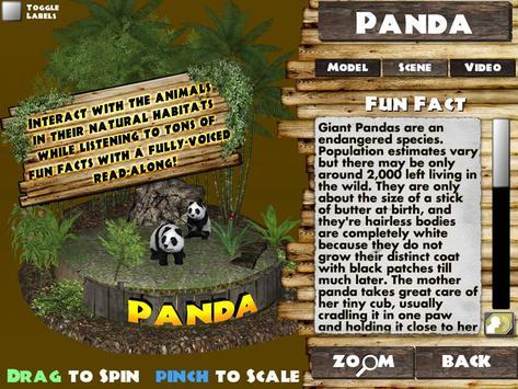 PlayAR Safari 4D apk screenshot
