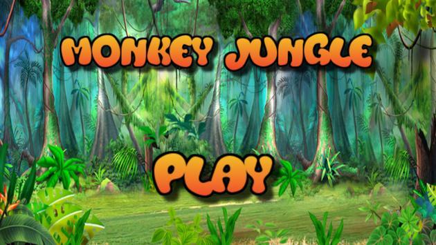 Monkey's Jungle poster
